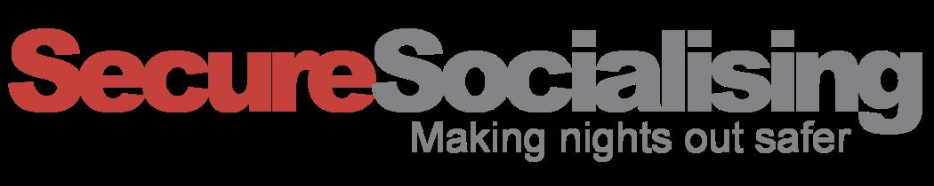 Secure socialising (black)